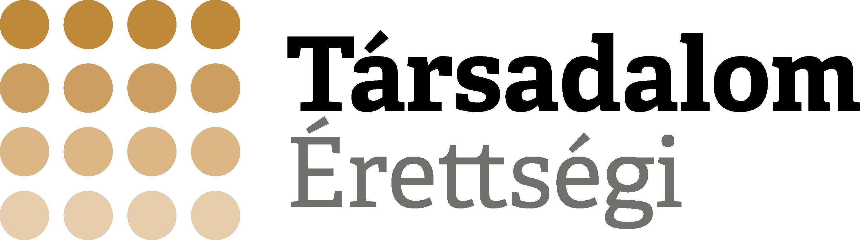 Tarsadalom Erettsegi logo